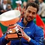 Fognini wins Monte Carlo Masters title