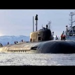 Russia launches huge 'doomsday' supersub