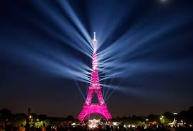 Paris celebrates 130 yrs of Eiffel Tower