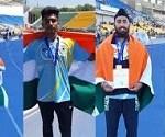 Indian juniors claim six gold medals in Eurasian Athletics