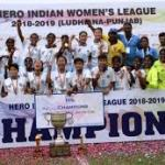 Sethu FC seals Indian Women's League 2019