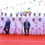 Commissioning of Indian Coast Guard Vessel C
