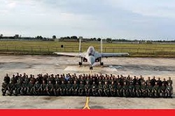 IAF Contingent Departs for Exercise Garuda