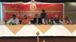 Hindu Economic Forum launches its Nepal Chapter