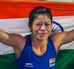 Mary Kom wins gold at President's Cup in Indonesia