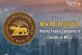 RBI to come up with revised norms for housing finance companies