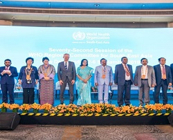 72nd Session of the WHO Regional Committee for South-East Asia