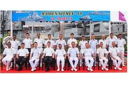 India, Singapore, Thailand naval exercise - sitmex 2019