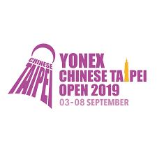YONEX CHINESE TAIPEI OPEN 2019