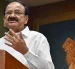 Vice President M. Venkaiah Naidu inaugurated India's longest electrified rail tunnel