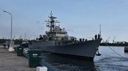 India – Bangladesh Navies Undertake Coordinated Patrol in North Bay of Bengal