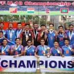 India beat Bangladesh 2-1 to clinch maiden SAFF U-18 Championship