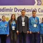 The Vladimir Dvorkovich Cup 2019