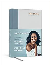 'Becoming: A Guided Journal for Discovering Your Voice'
