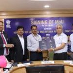 NBCC - Agreement in Ministry of Sports and Youth Affairs