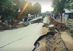 earthquake in pakistan 2019