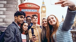 London named the world best student city