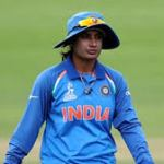 First female player to complete 20 yrs in international cricket