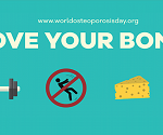world osteoporosis day 2019