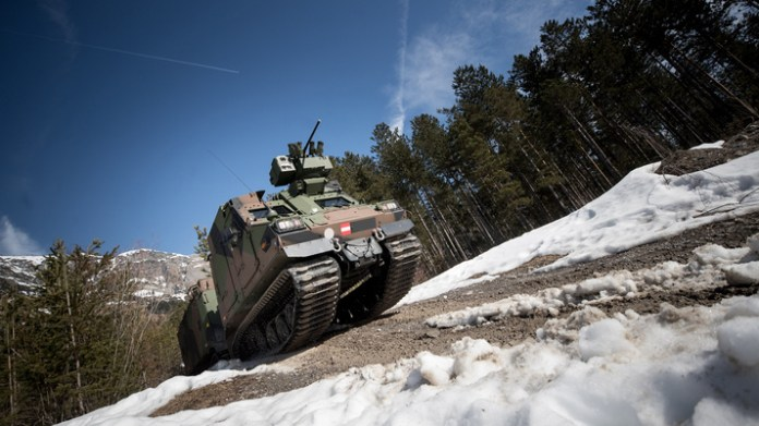 BAE Systems has delivered the first four BvS10 all-terrain vehicles to the  Austrian Armed Forces - EDR Magazine