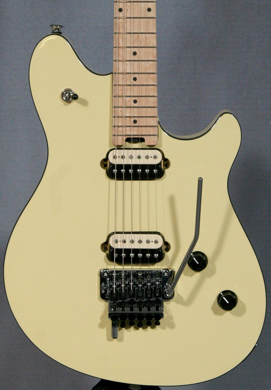 EVH Wolfgang Special Guitar White  Ed Roman Guitars