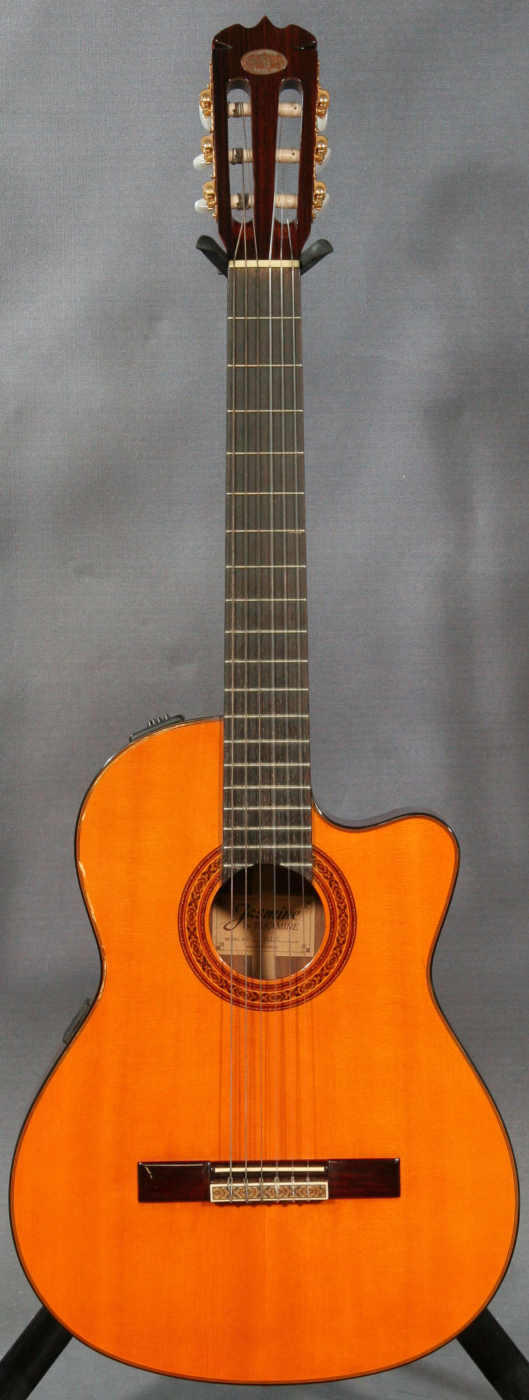 Takamine TC28C Classical Acoustic Electric Guitar