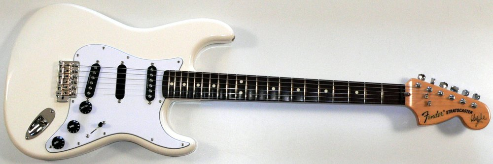 medium resolution of soldritchie blackmore stratocaster guitar