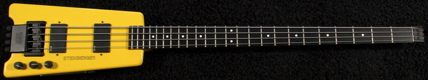 Image result for Steinberger L bass