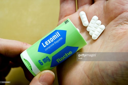 Lexomil (Bromazepam) Side Effects