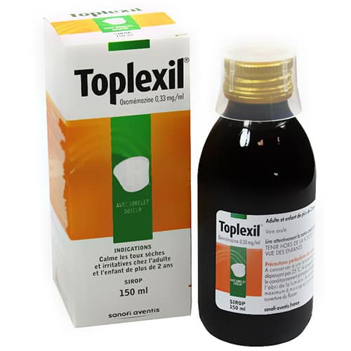 Toplexil Syrup Uses, Dosage, Side Effects, Precautions