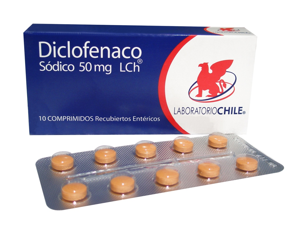Para Que Sirve Este Medicamento Diclofenaco