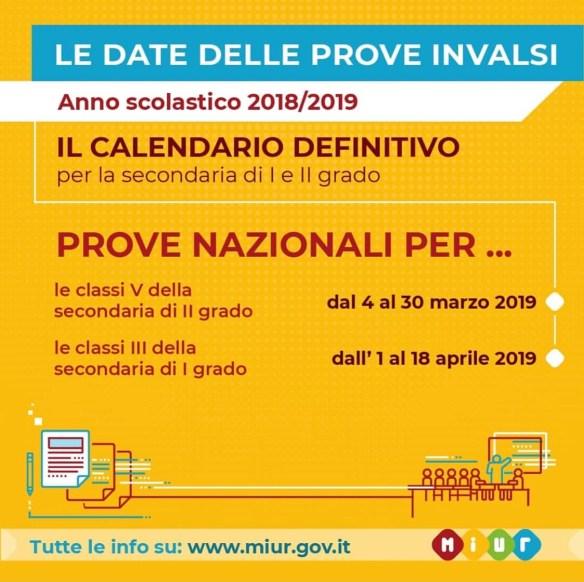 Prove Invalsi As 20182019 Edscuola