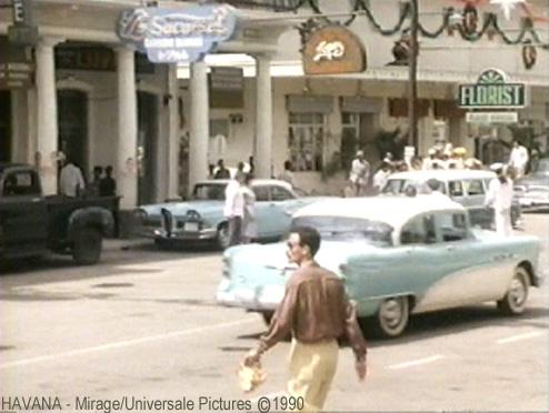 Edsel in Havana, 1990