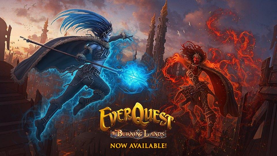 EverQuest Blog   Ed's EverQuest Blog after a Six Year Hiatus