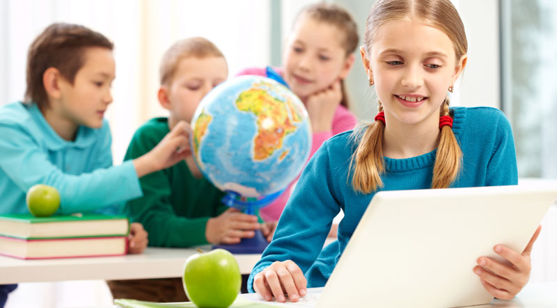 Top Five Reasons Why Technology Should Be Used in Classrooms