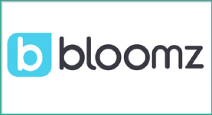 Image result for Bloomz logo