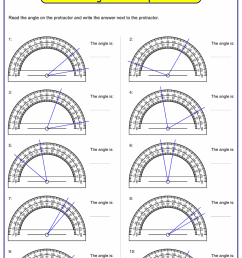 Measure Angles Without Protractor [ 1500 x 1000 Pixel ]