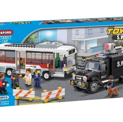 S.W.A.T. Bus Chase