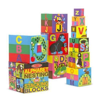Melissa and Doug Stackables