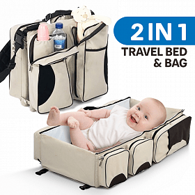 2 in 1 Baby Bags