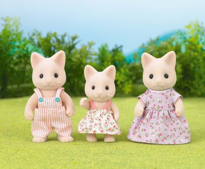Cat Family Set