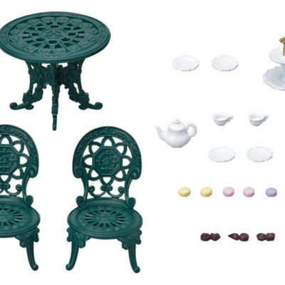 Tea and Treats Set