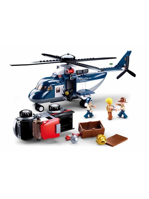 Police II - Police Rotocraft 285pcs
