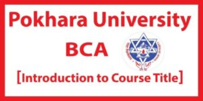 Pokhara University BCA