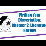 Helpful Tips for Writing a Literature Review