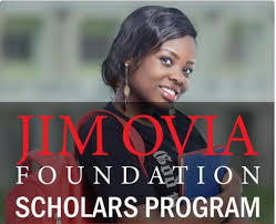 Jim Ovia Scholarships