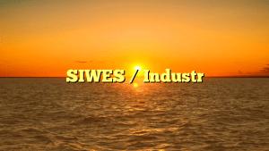 SIWES / Industr