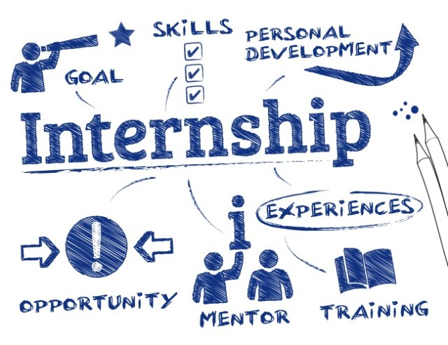 internship experience