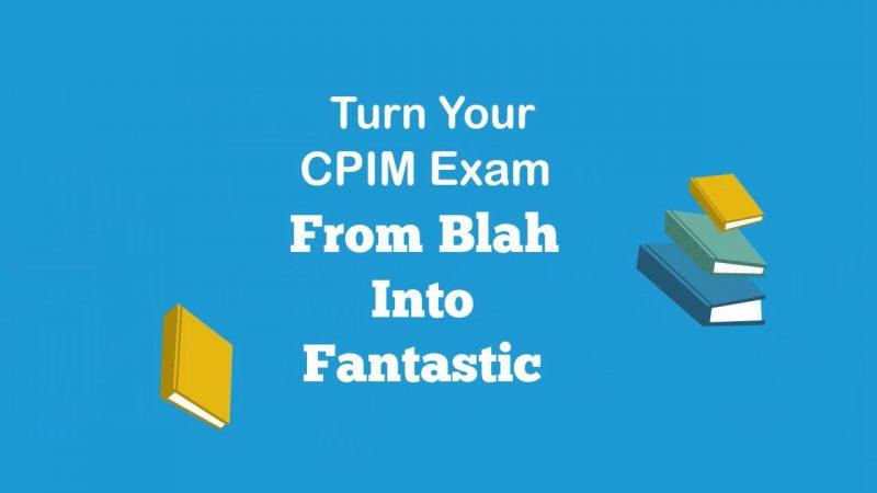 CPIM Test