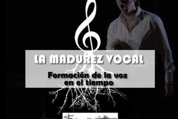 Madurez Vocal